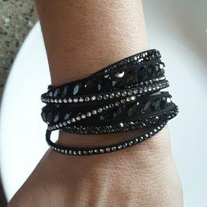 Brand New Swarobski Slake Bracelet